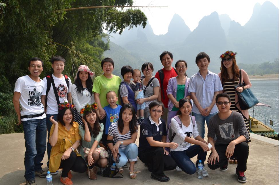 2013年桂林游