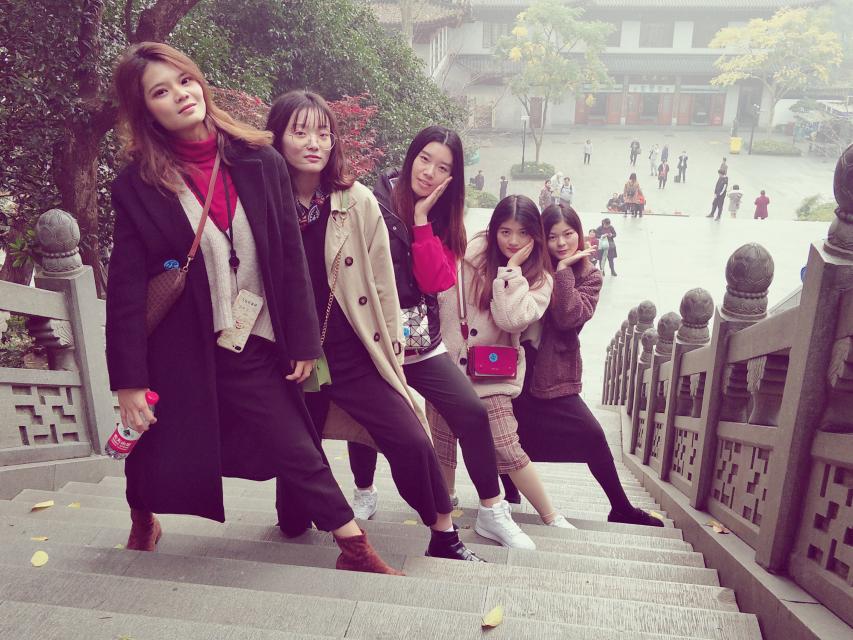 2018杭州之旅自由照