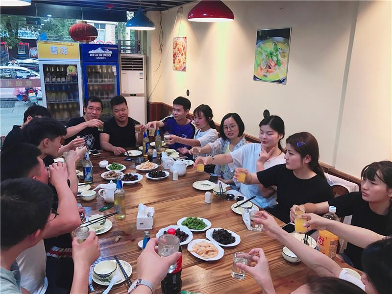 2019公司宁波之旅--聚餐