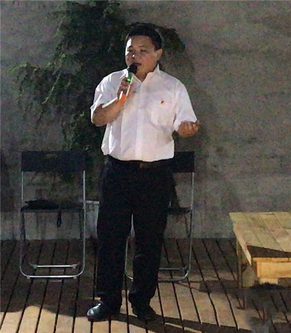 """唐山市中小企业创新发展商会深入开展""""不忘初心,牢记使命""""主题教育,热烈庆祝新中国70周年华诞"""