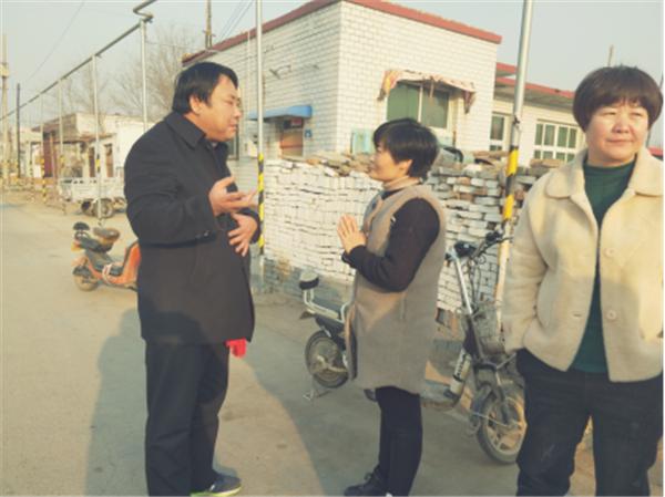 德孝中华周刊德孝中华公益雄安新区工作组关爱贫病家庭