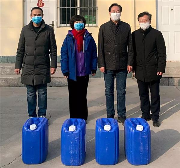河北唐山:抗击疫情,路北区政协委员在行动