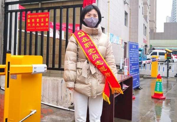 河北唐山:广场社区疫情防控中彰显 基层党组织的凝聚力