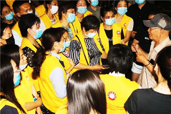 德孝中华周刊2020德孝中华志愿者举行纪念唐山抗震44周年活动