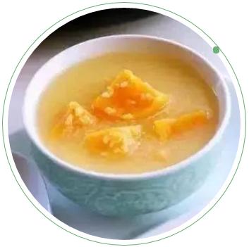 玉米红薯粥