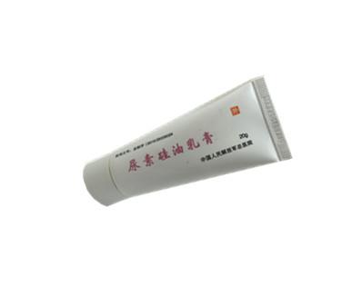 尿素硅油乳膏