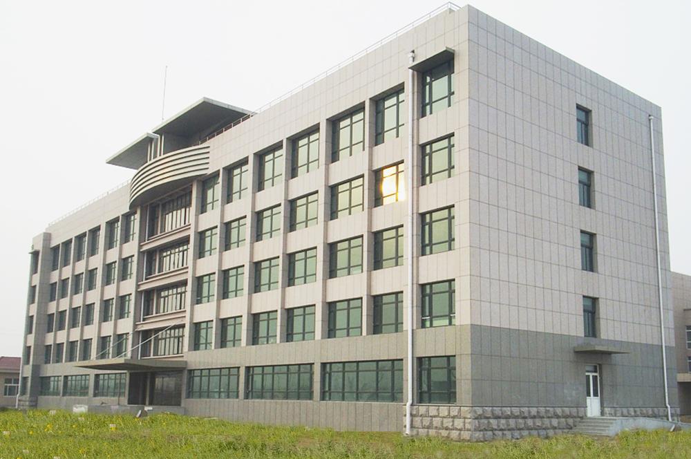 潍坊筑路机械厂办公楼