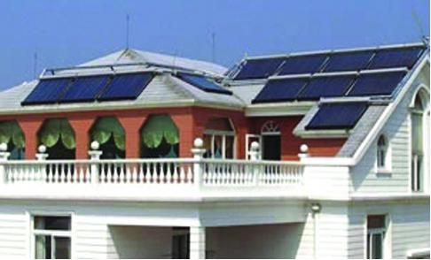 中1-屋面太阳能