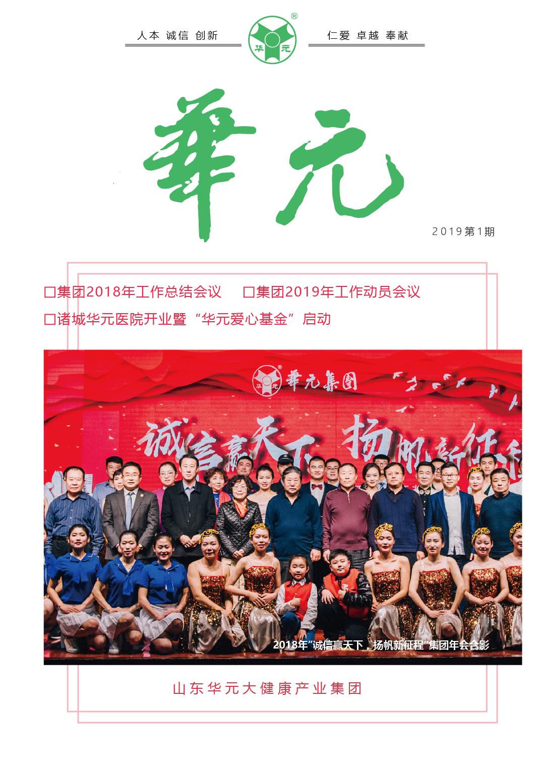 页面提取自-华元杂志201901