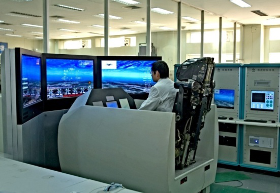 系統虛擬設計與模擬環境 Flight Control System Virtual Design & Simulation Environment