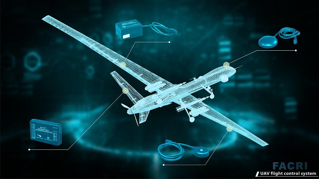 小型無人機飛控系統