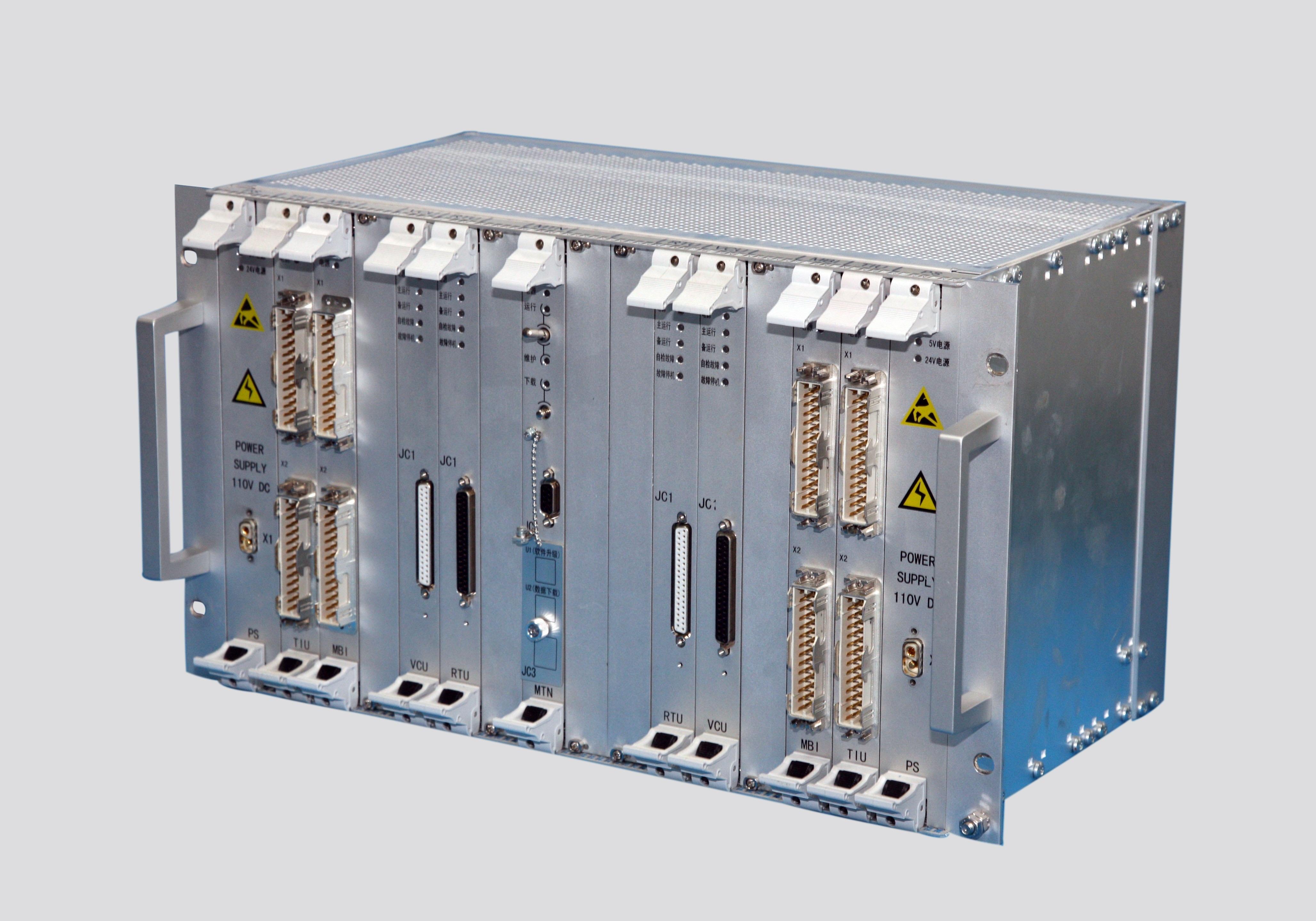 高鐵列控安全計算機