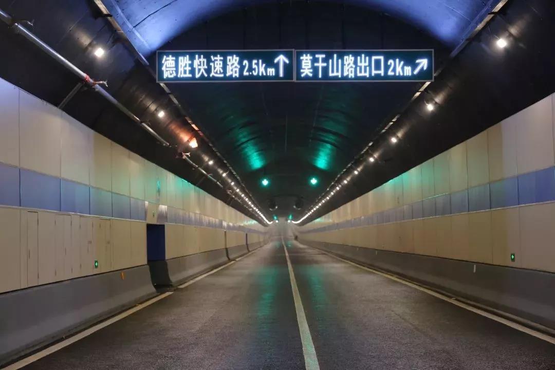杭州文一路隧道監測項目