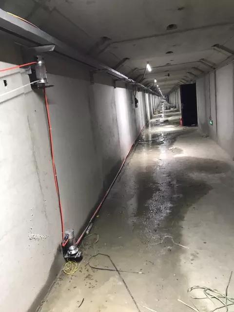 杭州文一路隧道監測項目2