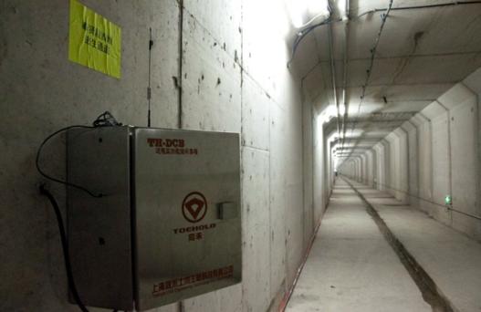 虹梅南路越江隧道監測項目1