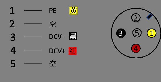 二維位移測量儀接線圖