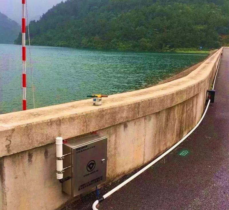 青山大壩全自動安全監測2