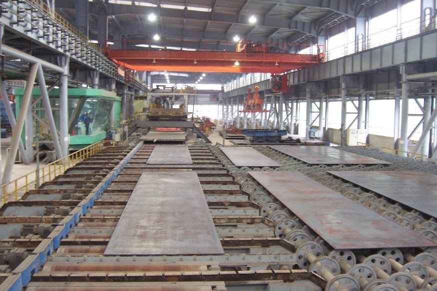 轧钢中厚板工程3