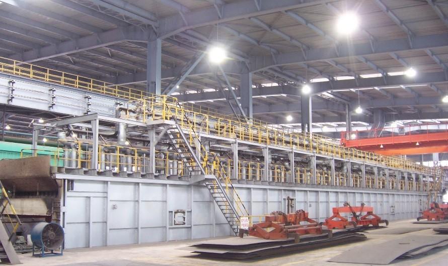 轧钢中厚板工程4