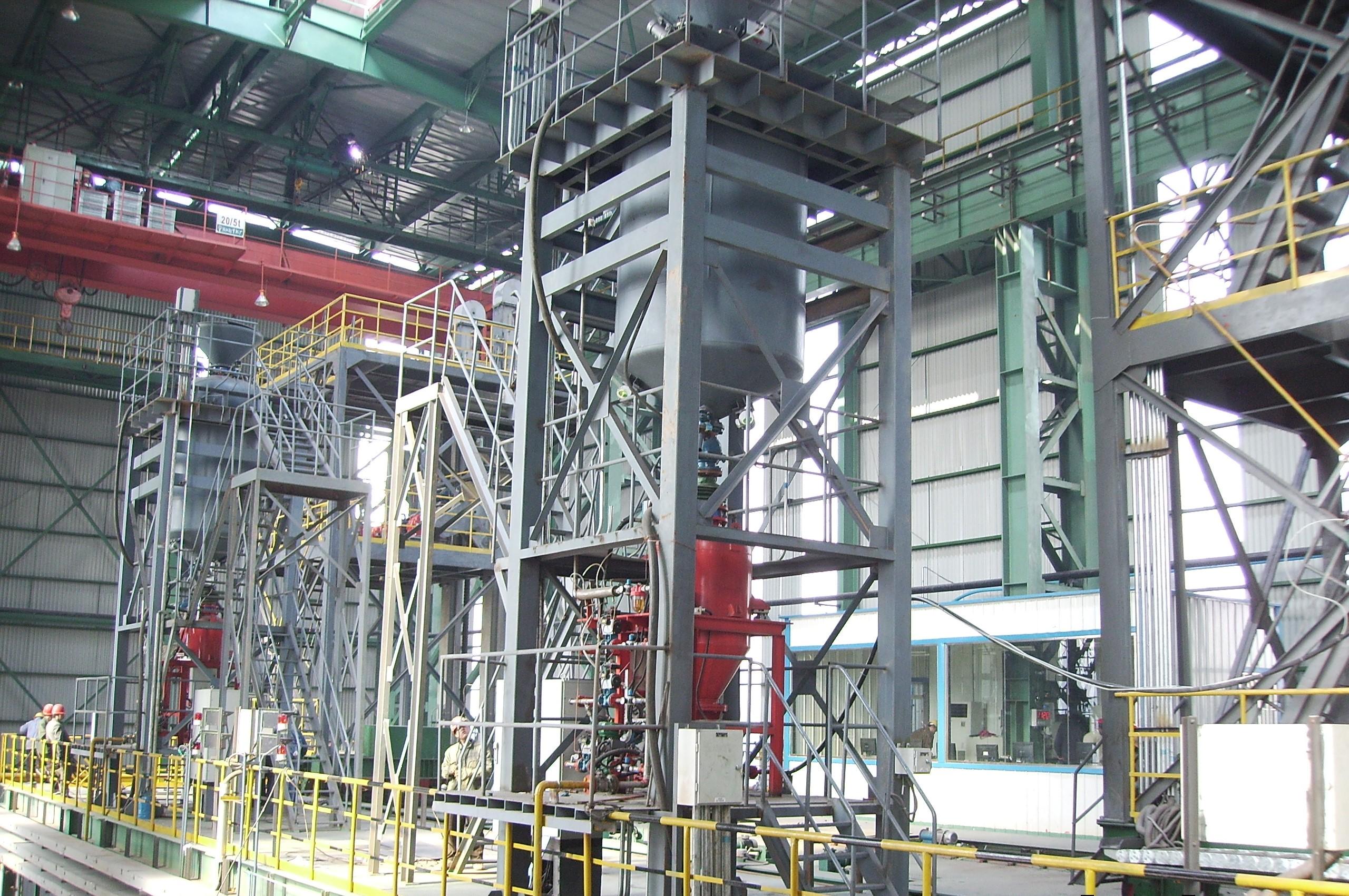 炼钢优势 技术实现 1