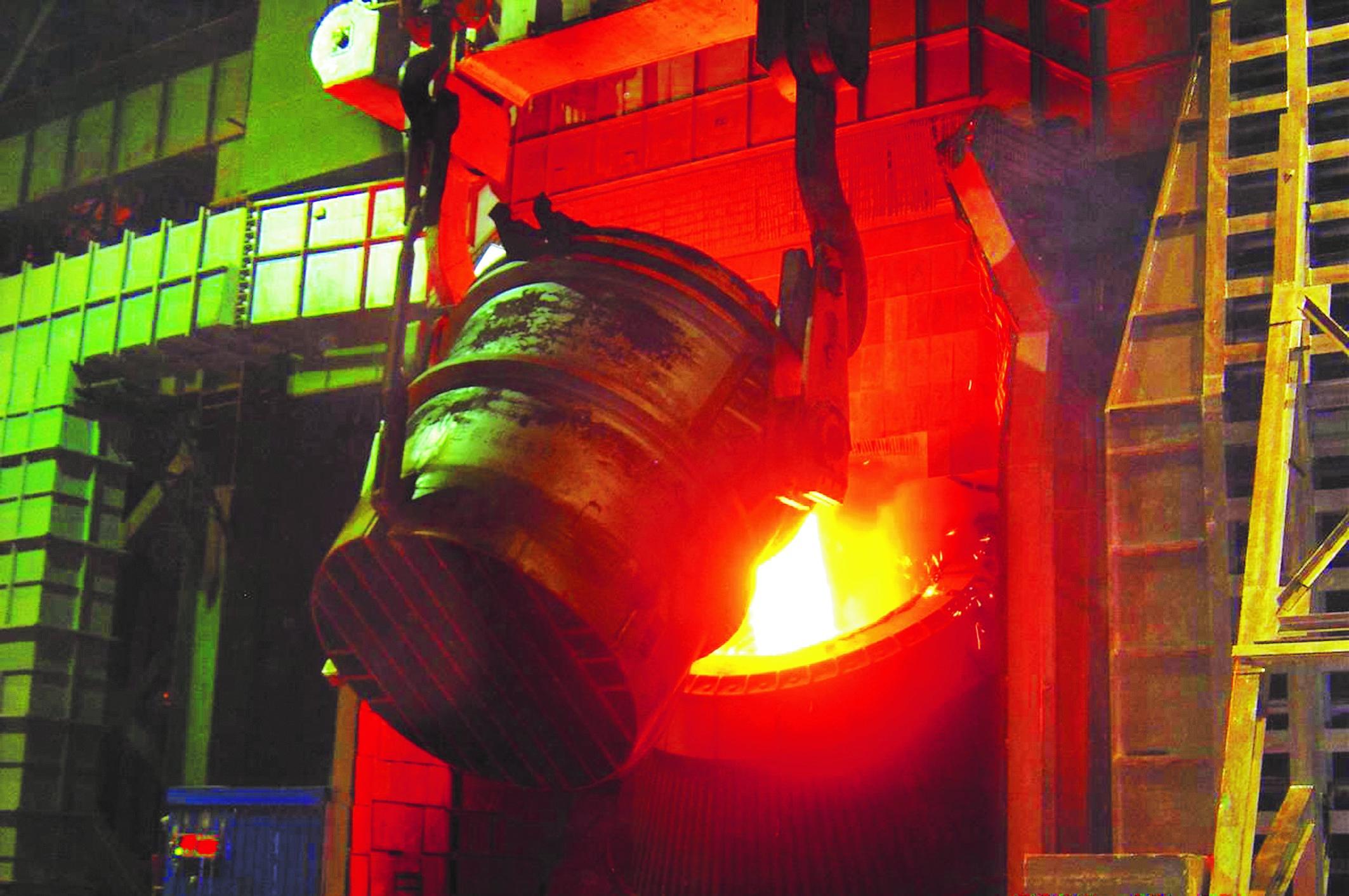 炼钢典型工程6