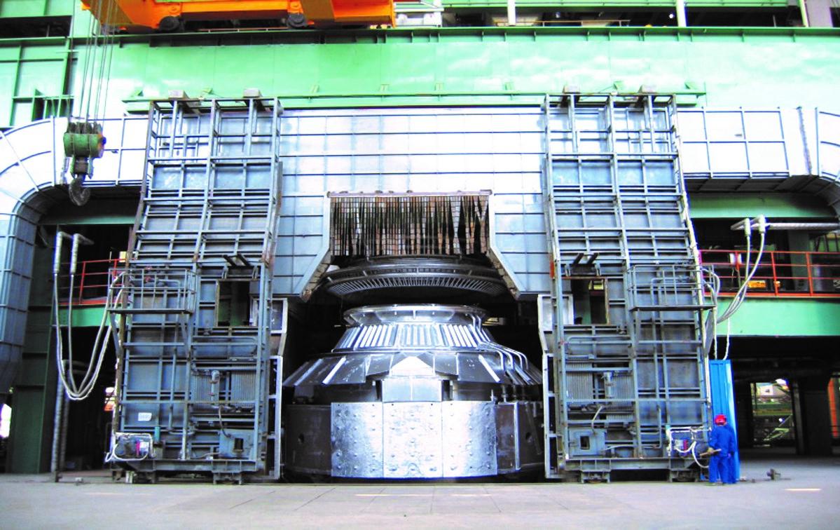 炼钢典型工程7