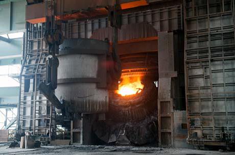 炼钢典型工程8