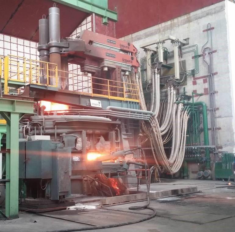 炼钢典型工程9