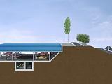 新首鋼高端產業綜合服務區秀池周邊道路綜合管廊工程