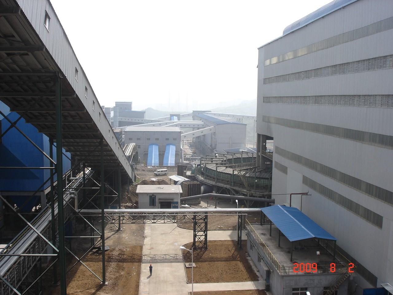 承德鋼鐵公司360㎡燒結工程-圖1