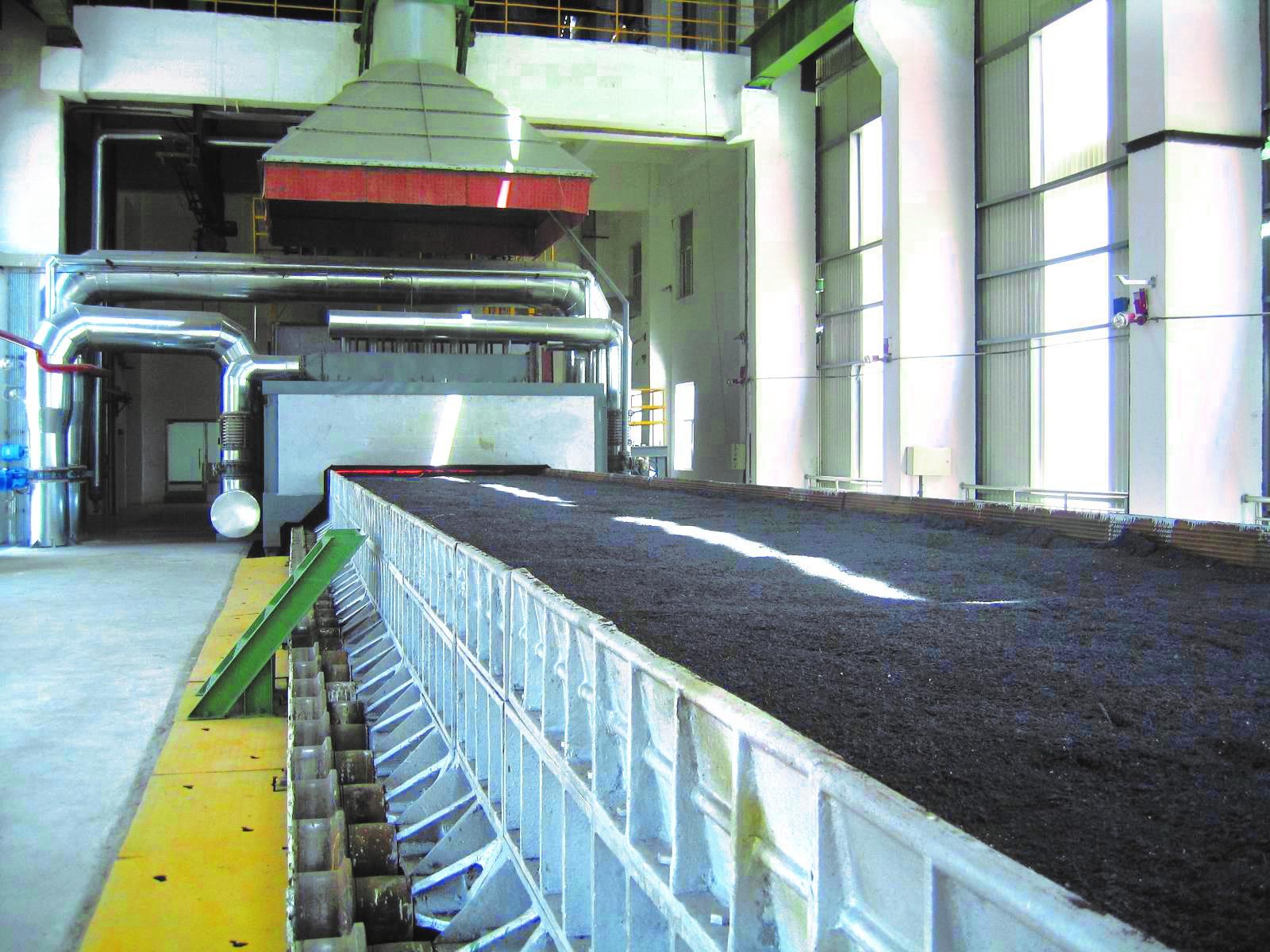 首鋼礦業公司6x198m2燒結工程-圖2