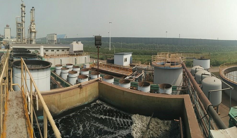 京唐焦化污水深度處理回用工程