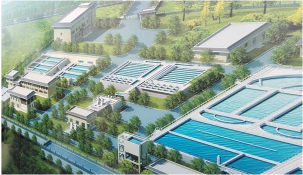 四川眉山市污水處理提標改造工程