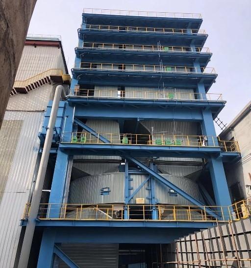 首鋼遷鋼礦業公司球團一系列煙氣脫硝改造工程