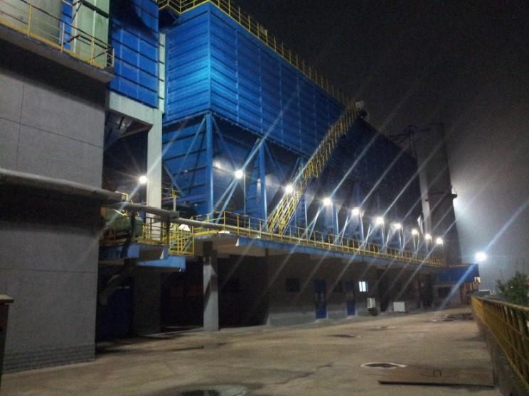 遷鋼精煉渣處理廢鋼切割除塵系統總承包工程