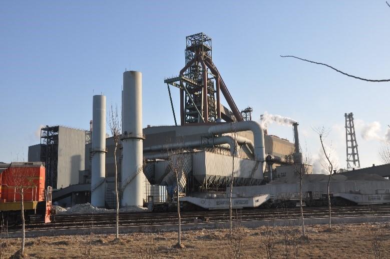 首鋼京唐1號5500m3高爐出鐵場除塵系統工程
