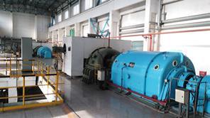 首钢迁钢2×6MW饱和蒸汽发电工程