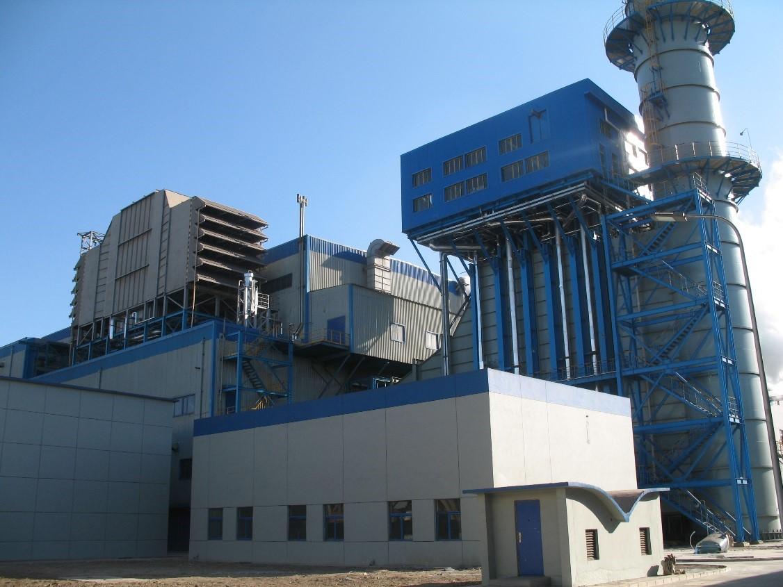 首钢迁钢150MW燃气-蒸汽联合循环发电-CCPP工程-同轴