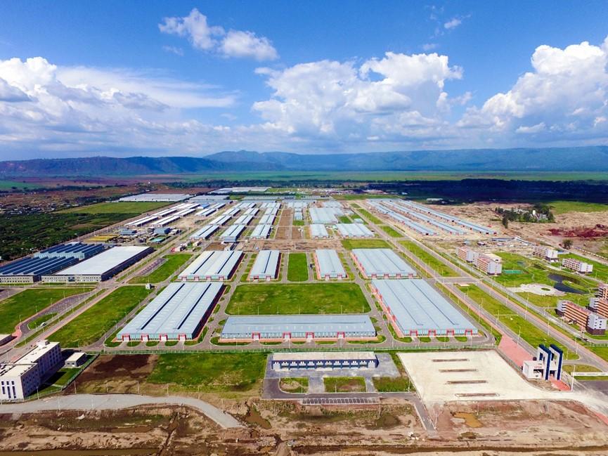 非洲埃塞俄比亞阿瓦薩工業園區設計項目