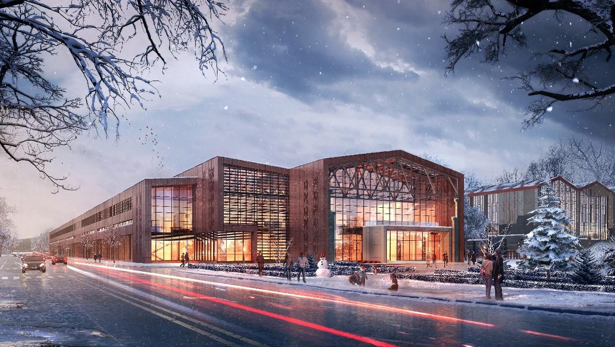 國際體育總局冬奧訓練中心