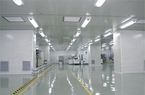 净化材料与净化室设计施工