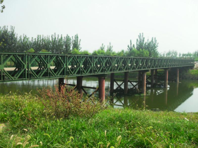 解析贝雷桥的基本构造