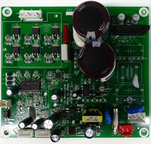 變頻冰箱壓縮機驅動方案