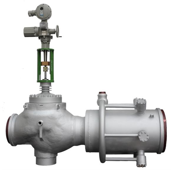 VoGn-59SeriesPressureReducerandDesuperheater直通式蒸汽减温减压器