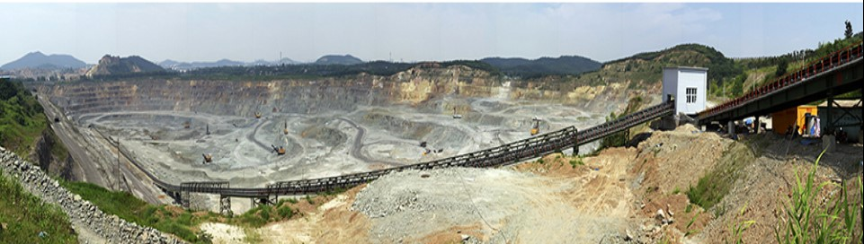 马钢南山矿业公司高村铁矿