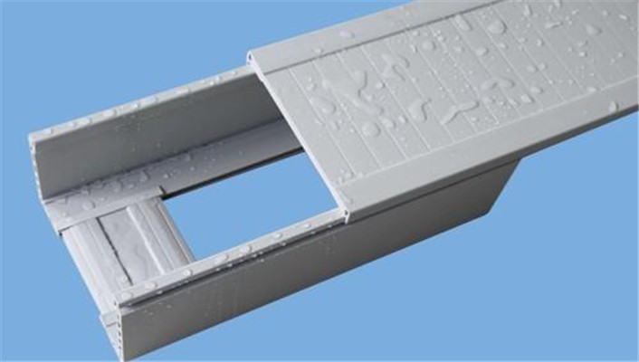 合金塑料橋架1