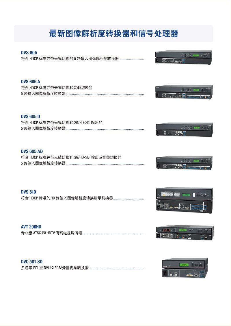 视频信号处理器3