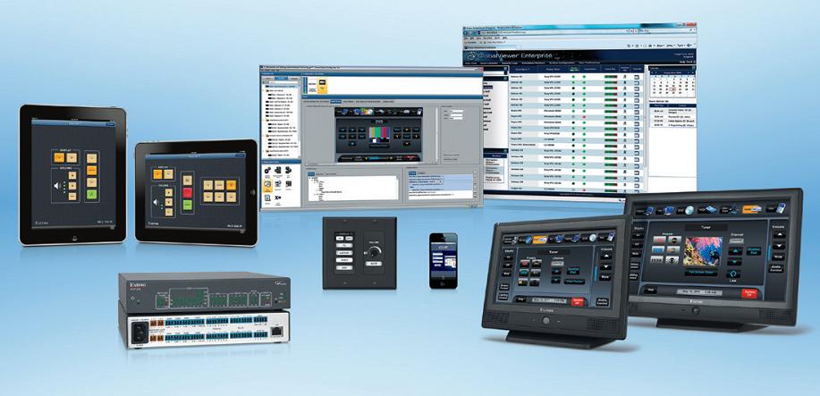 Extron控制系统