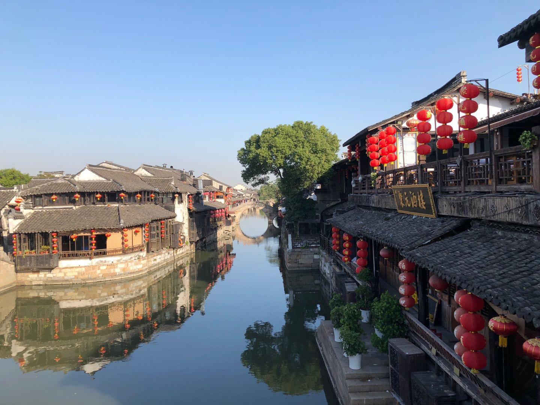 烏鎮風景圖