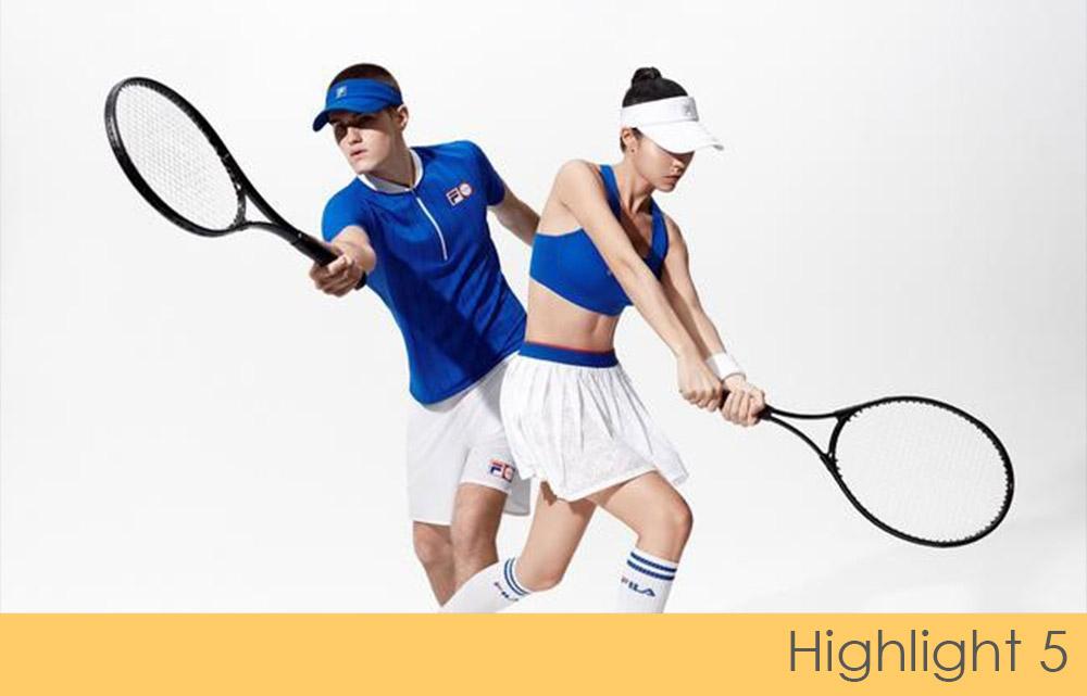 3f9a05e155b8 FILA Launches its Professional Sports Brand FILA ATHLETICS
